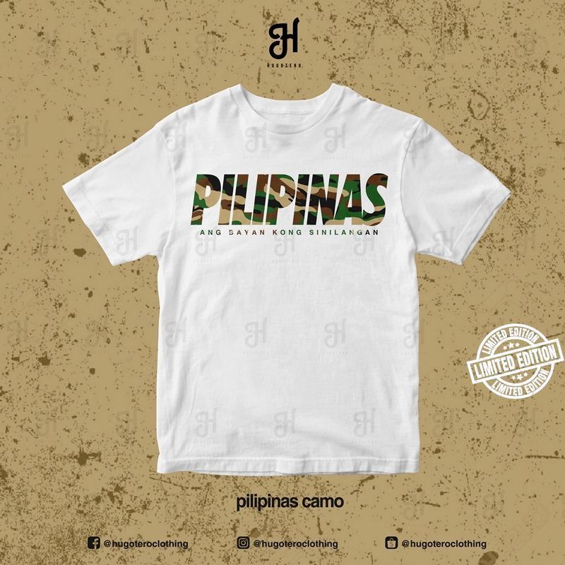 Pilipinas ang dayan kong sinilangan shirt