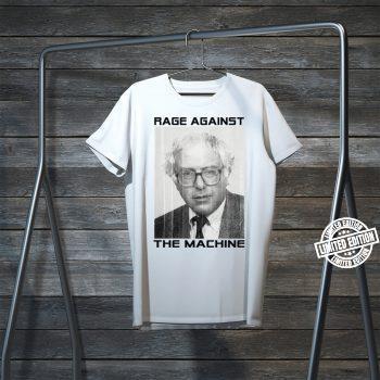 Rage Against the Machine Bernie Sanders Shirt