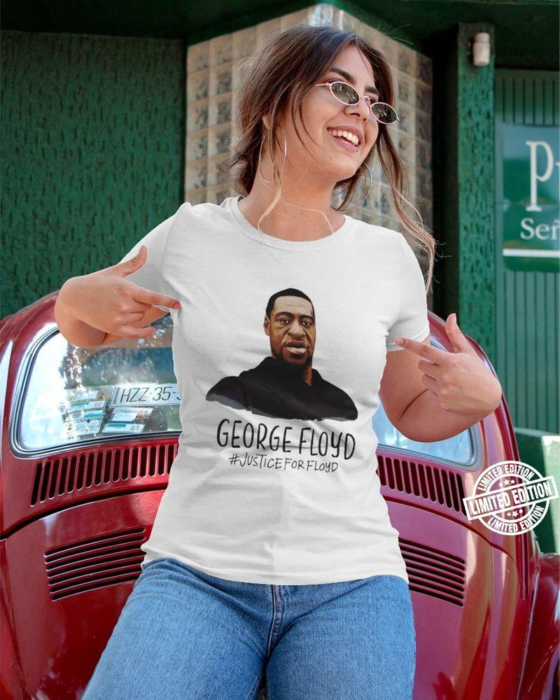 Rip George Floyd Justice For Floyd Shirt